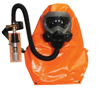 North By Honeywell CF7000 Series Medium/Large Abrasive Blast Respirator Assembly