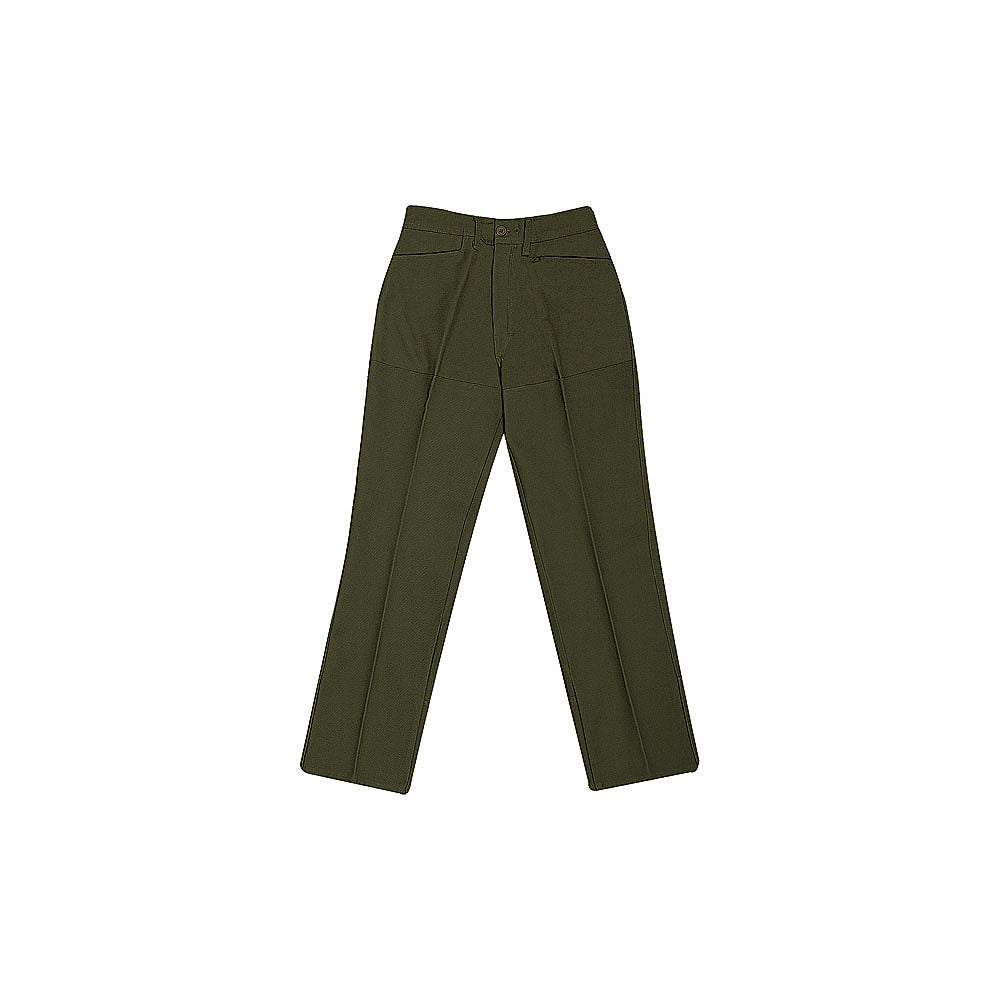 Horace Small Brush Pants NP2116 - Earth Green