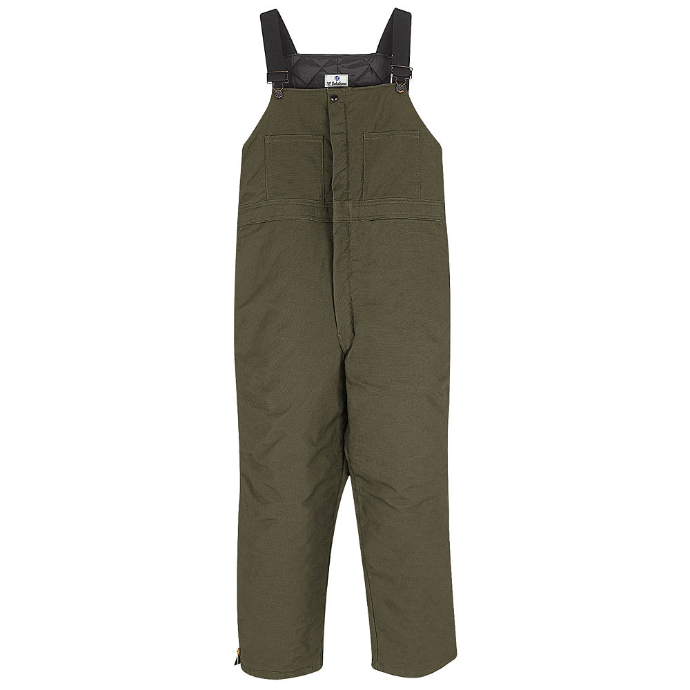 Horace Small Insulated Bib Overall NP3190 - Earth Green