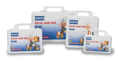 North Safety 50 Person Weatherproof First Aid Kit