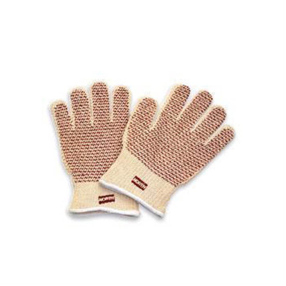 North Size 8 Grip-N Hot Mill Glove With Nitrile