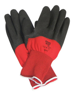 [Available by Case Only] North Flex  PVC Palm Coated Gloves