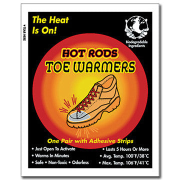 OccuNomix Hot Rods Toe Warming Packs