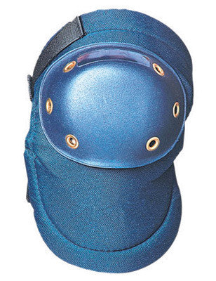 OccuNomix Blue Value EVA Foam Knee Pad With Hook And Loop Closure And PE Plastic Hard Cap