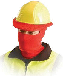 OccuNomix Red 100% Polyester Hot Rods Classic Full Face Balaclava Style Tube Liner