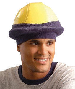 OccuNomix Blue 100% Polyester Hot Rods Classic Hard Hat Tube Liner