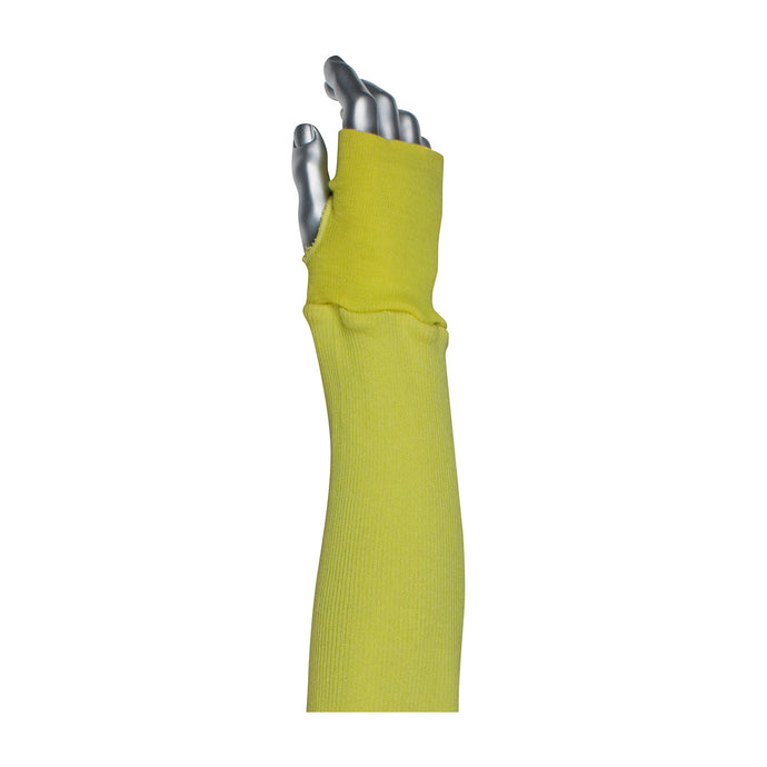 Protective Industrial Products-ACP TECHNOLOGY™ 2-PLY ACP/ KEVLAR® ARC/FR SLEEVE WITH THUMB HOLE