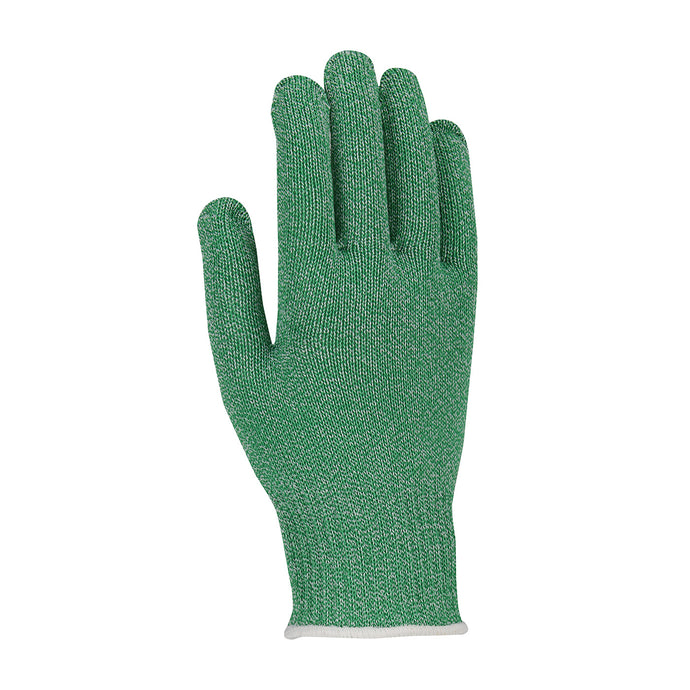 Protective Industrial Products-KUT-GARD® POLYESTER OVER DYNEEMA® / SILICA / STAINLESS STEEL CORE ANTIMICROBIAL GLOVE - MEDIUM WEIGHT GLOVES