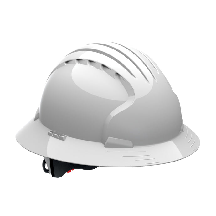 Protective Industrial Products-EVOLUTION™ DELUXE 6161 FULL BRIM HARD HAT (NON VENTED)