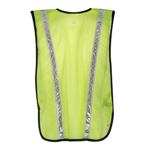 ML Kishigo - P-Series Mesh/Economy High Intensity Striped Vest