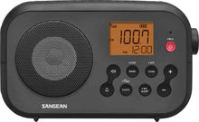 Load image into Gallery viewer, Sangean-PR-D12 AM / FM NOAA Weather Alert Digital Tuning Portable Radio