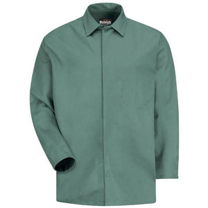 Bulwark Men's Long Work Coat - Excel Fr - 9 OZ.