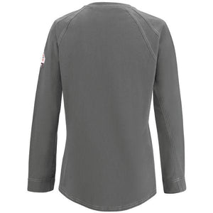 Bulwark IQ Series Women's Long Sleeve Tee