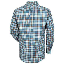 Load image into Gallery viewer, Bulwark Plaid Uniform Long Shirt - Excel Fr Comfortouch