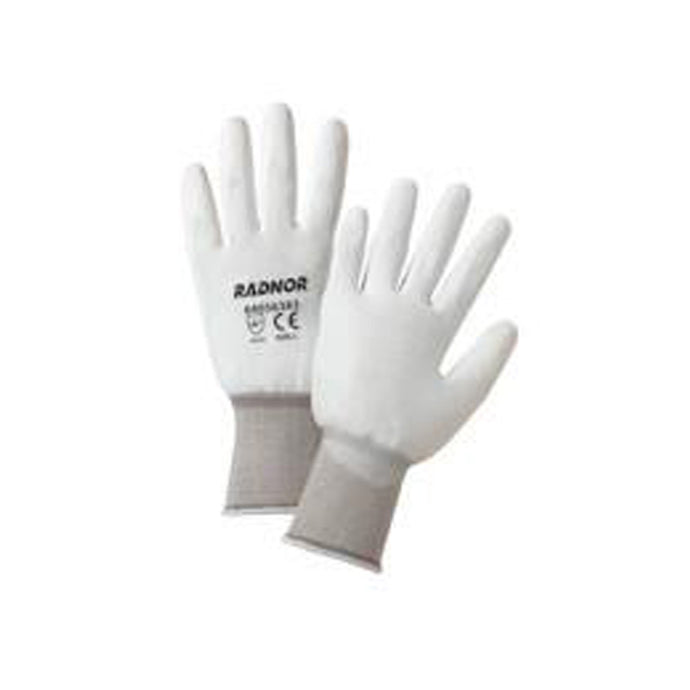 Premium Polyurethane Palm Coated Gloves