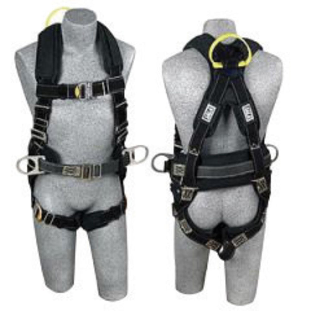 3M DBI-SALA 3X Delta II Full Body/Vest Style Harness With Front D-Ring