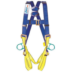 3M DBI-SALA Universal PROTECTA FIRST Full Body Style Harness With Back And Side D-Ring And Pass-Thru Buckles