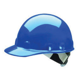 Fibre-Metal by Honeywell White Roughneck- Fiberglass Cap Style Hard Hat With SuperEight- 8 Point Ratchet Suspension