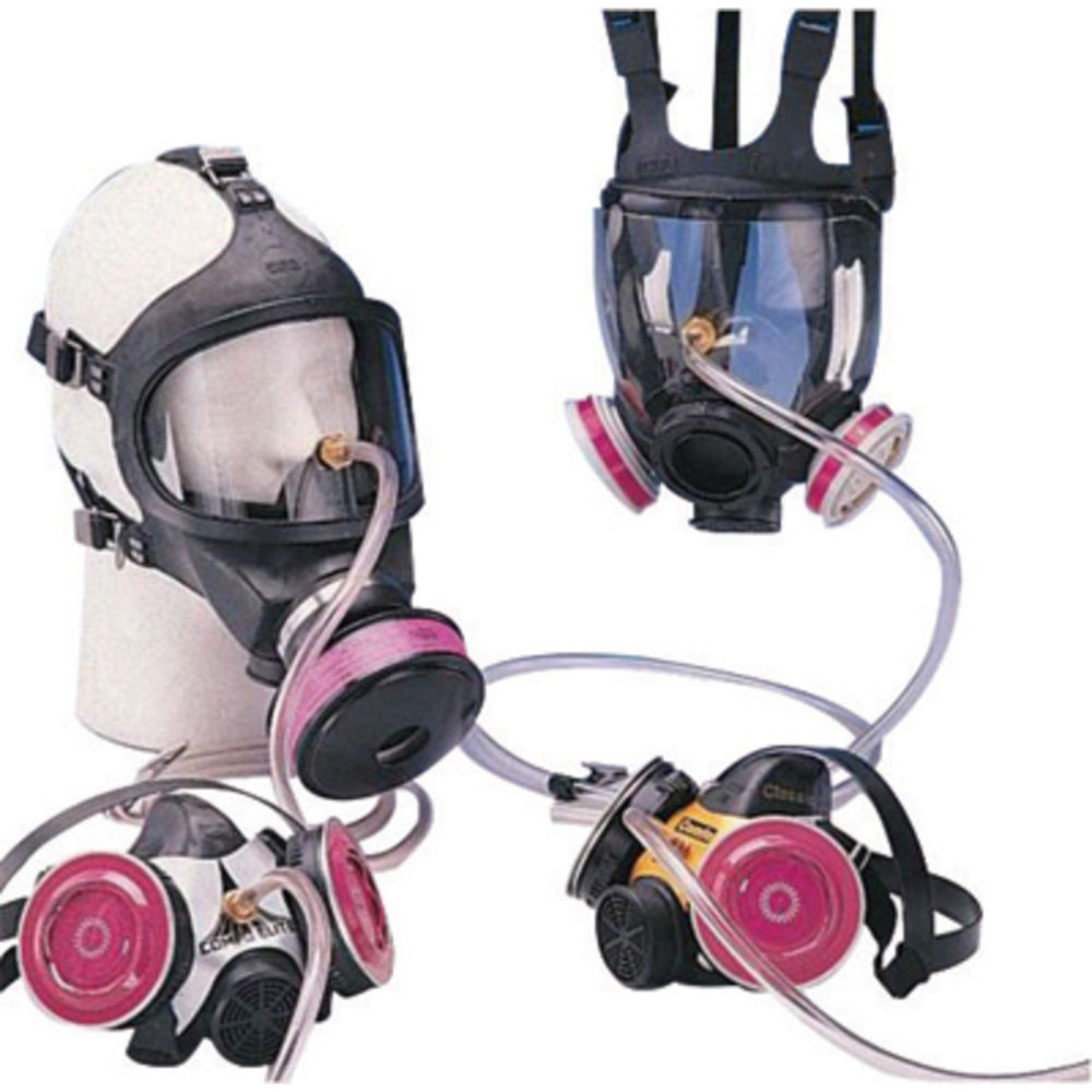 MSA Ultra-Twin Series Full Face Air Purifying Respirator