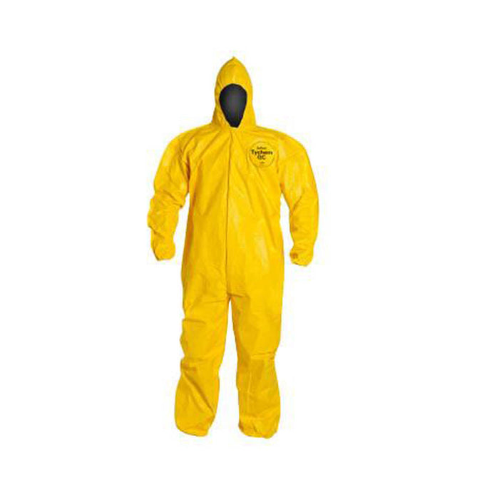DuPont - Tychem Coverall with Hood - Case