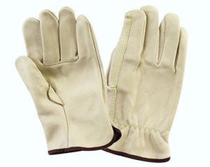 Cowhide Driver Work Gloves