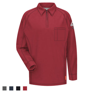 Bulwark - iQ Long Sleeve Polo