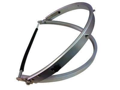Radnor Aluminum Faceshield Mounting Bracket For Full Brim Hard Hats