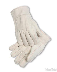 Burlap Lined Hot Mill Gloves