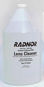 Radnor 1 Gallon Liquid Lens Cleaning Solution