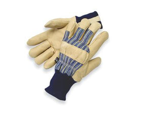 Radnor Tan Pigskin Thinsulate Lined Cold Weather Gloves
