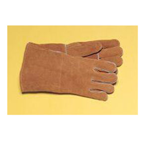 "Radnor 14"" Cowhide Cotton Lined Welders Gloves"