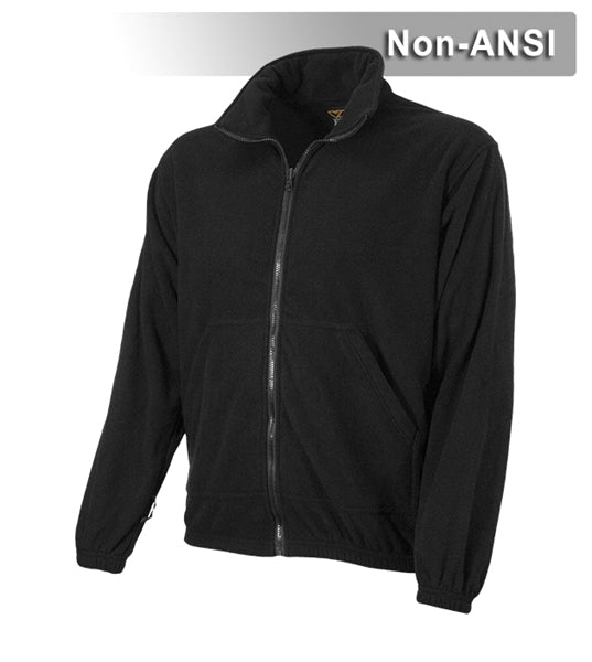 Full Zip Fleece Jacket: 9oz