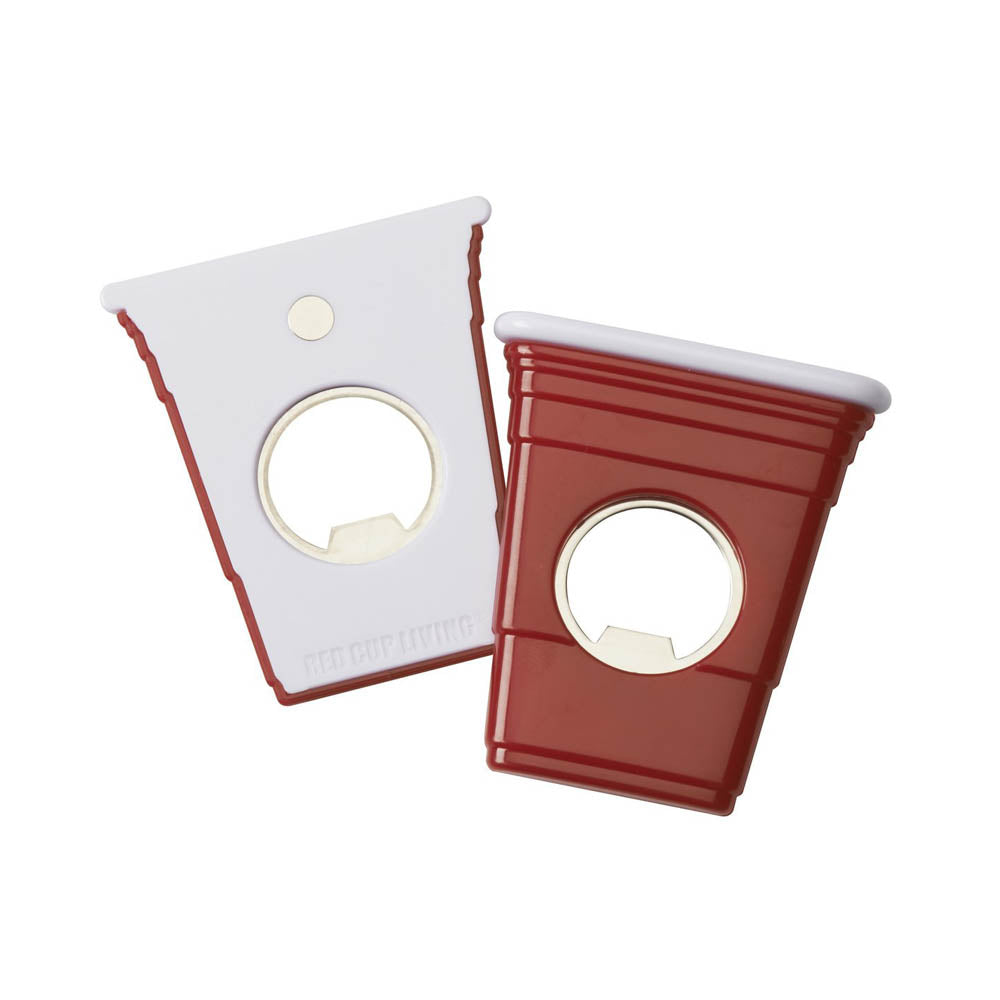 RED CUP LIVING- MAGNETIC BOTTLE OPENER - SLIM