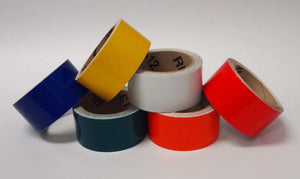 Reflective Tape Red - Roll