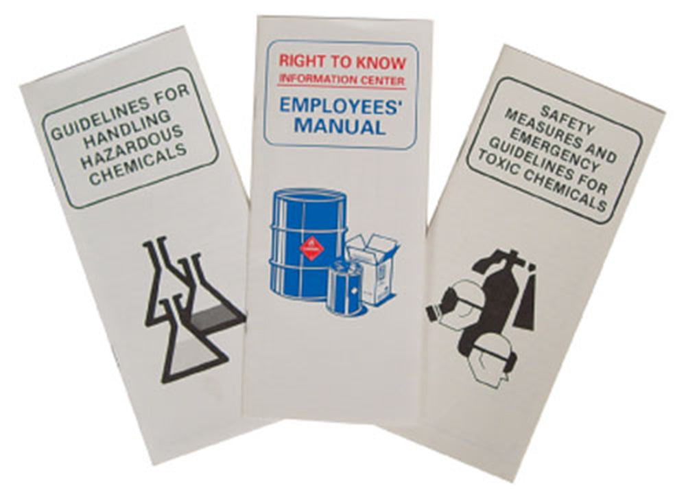 Safety Measures And Emergency Guidelines - 10 Pack
