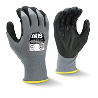 RADIANS- RWG561 AXIS CUT PROTECTION LEVEL A2 PU COATED GLOVE