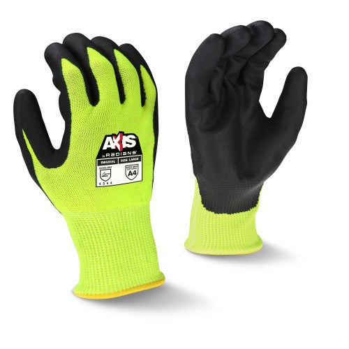 RADIANS- RWG564 AXIS CUT PROTECTION LEVEL A4 WORK GLOVE