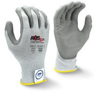 RADIANS- RWGD101 AXIS D2 CUT PROTECTION LEVEL A3 GLOVE WITH DYNEEMA DIAMOND TECHNOLOGY
