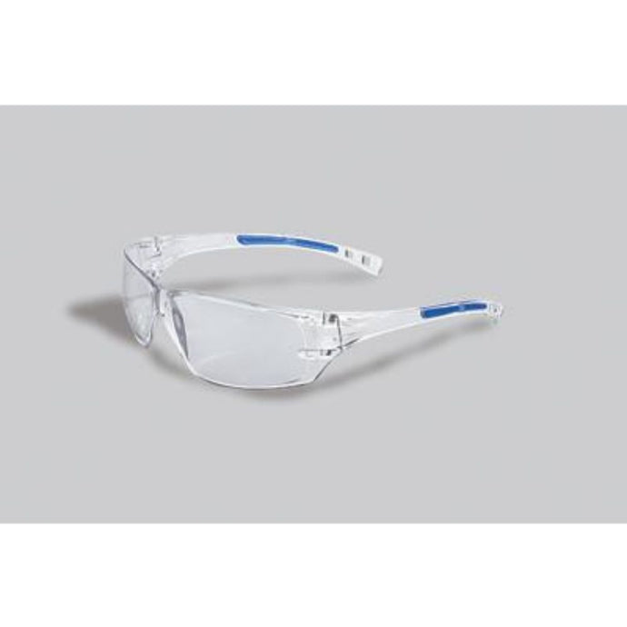 Radnor Cobalt Classic Series Anti-Fog Clear Safety Glasses