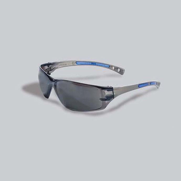 Radnor Cobalt Classic Series Gray Safety Glasses