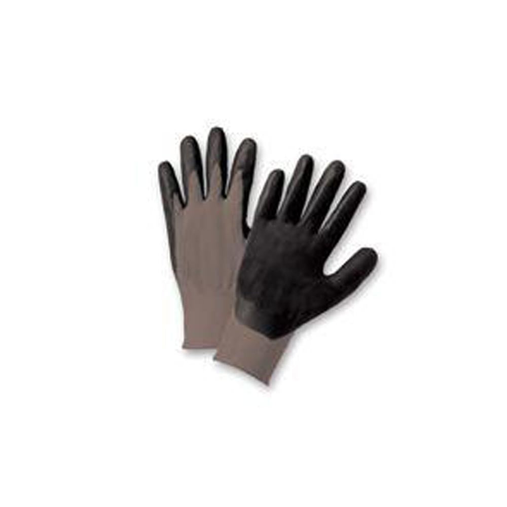 Radnor Economy Foam Nitrile Palm Coated Gloves