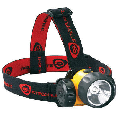 Streamlight Yellow HAZ-LO Head Lamp With LED