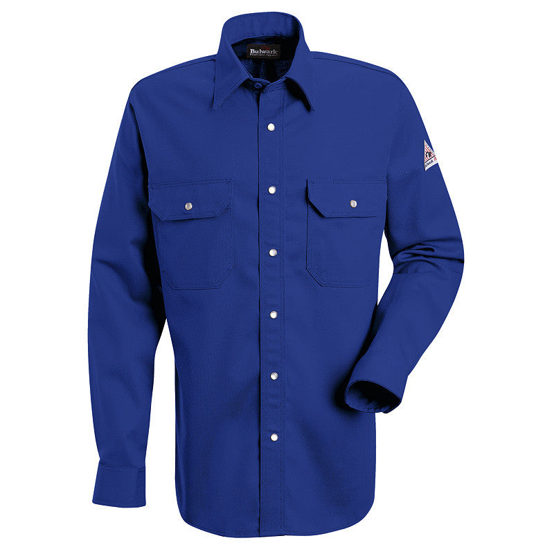 Bulwark - Snap-Front Uniform Shirt - EXCEL FR - 7 oz.