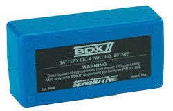 Sensidyne Replacement Ni-MH Battery Pack For Use With Gilian BDX-II Air Sampling Pump