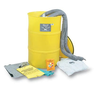 SPC Spill Kits 55 Gallon Drum Kit Allwik