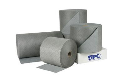 Brady 3-Ply Medium Weight High Traffic Roll Double Perfed