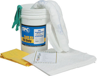 Brady Spc Universal Spill Kit Esafety Supplies Inc