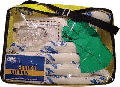 Emergency Response Spill Kit Oil Only