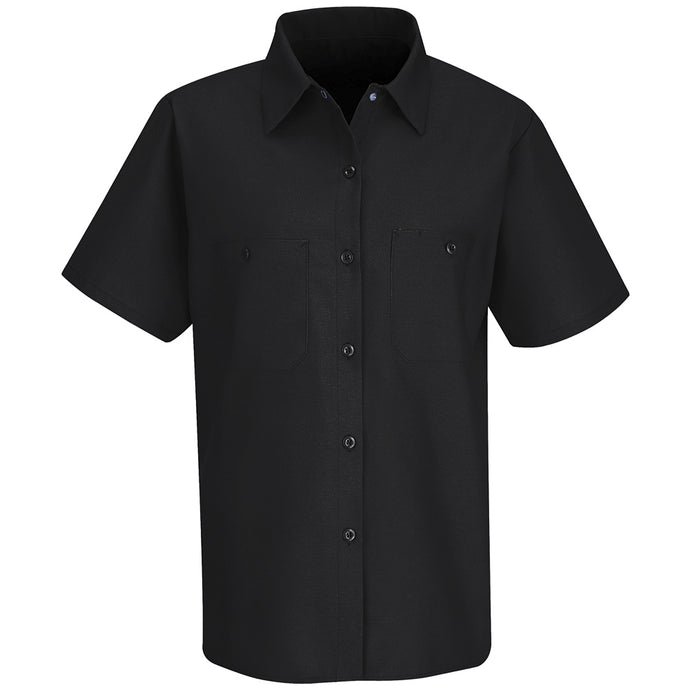 Red Kap Red Kap® Women's Short-Sleeve Work Shirt