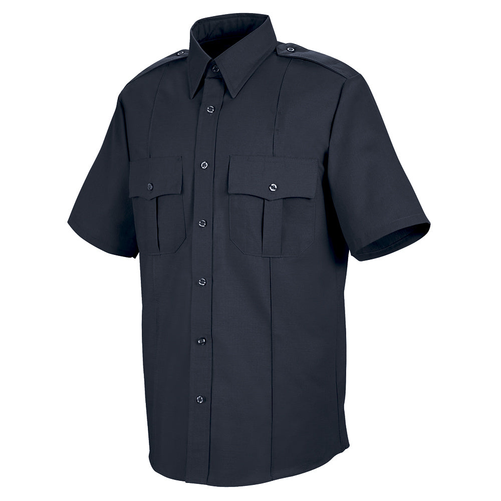 Horace Small Sentinel Upgraded Security Short Sleeve Shirt SP46DN - Dark Navy